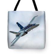 2012 Rcaf Hornet Demo Tote Bag