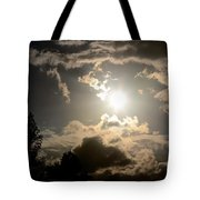 2012 Sunset October 26 Tote Bag
