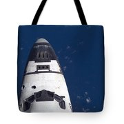 Space Shuttle Discovery Tote Bag by Nasa