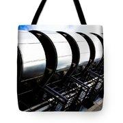 Lloyds Building London Tote Bag
