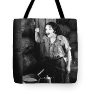 Silent Film Still Tote Bag