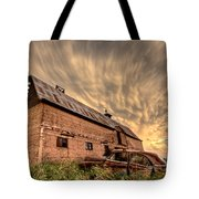 Storm Clouds Saskatchewan Tote Bag