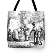 Civil War: Black Troops Tote Bag