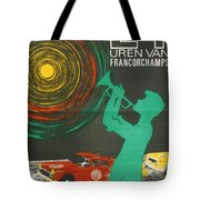 24 Hours Of Spa - Francorchamps Tote Bag