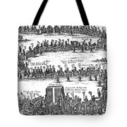 Louis Xiv (1638-1715) Tote Bag