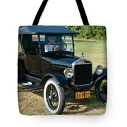 27 Ford Tote Bag