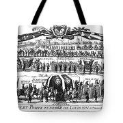 Louis Xiv (1638-1715) Tote Bag