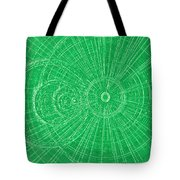 Circle Art Tote Bag