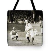 Silent Film Still: Sports Tote Bag