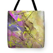 2nd  Symphony Of The Voyage Of The Stars  Tote Bag