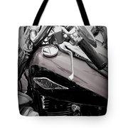 3 - Harley Davidson Series Tote Bag