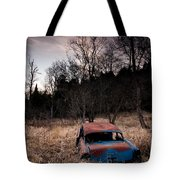 1956 Chevy Tote Bag