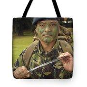A British Army Gurkha Tote Bag