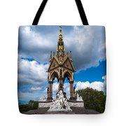 Albert Memorial Tote Bag