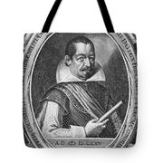 Albrecht Von Wallenstein Tote Bag