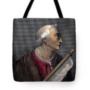 Amerigo Vespucci (1454-1512) Tote Bag