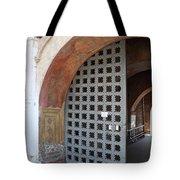 Ancient Gate Tote Bag