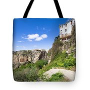 Andalusia Landscape Tote Bag