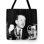 Andre Malraux (1901-1976) Tote Bag
