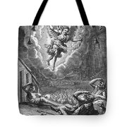 Annunciation To Shepherds Tote Bag