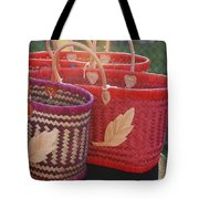 3 Baskets Tote Bag