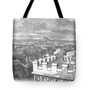 Baton Rouge, 1862 Tote Bag