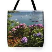 Bay Beside Glandore Village In West Tote Bag