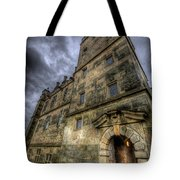 Bolsover Castle Tote Bag