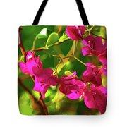 3- Bougainvillea Tote Bag