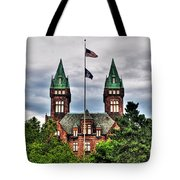 Buffalo Psychiatric Center Tote Bag