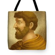 Callimachus, Greek-libyan Poet Tote Bag