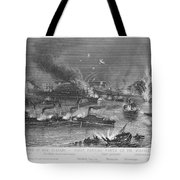 Capture Of New Orleans Tote Bag