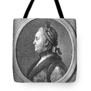 Catherine II (1729-1796) Tote Bag