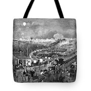 Civil War: Fredericksburg Tote Bag