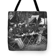 Civil War Soldiers Tote Bag
