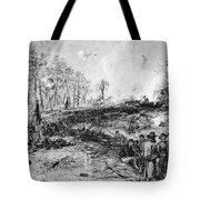 Civil War: Spotsylvania Tote Bag