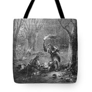 Civil War: Wounded Tote Bag