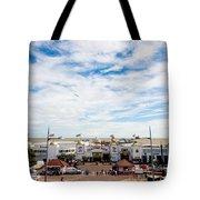 Clacton Pier Tote Bag