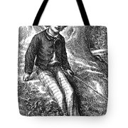 Clemens: Tom Sawyer Tote Bag