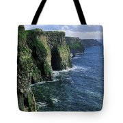 Cliffs Of Moher, Co Clare, Ireland Tote Bag