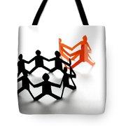 Conceptual Situation Tote Bag