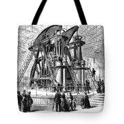 Corliss Steam Engine, 1876 Tote Bag