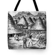 David Livingstone (1813-1873) Tote Bag