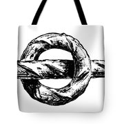 Decorative French Cuisine Tote Bag