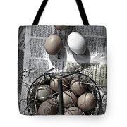 Eggs Tote Bag