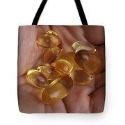 Fish Oil 1200mg And Vitamin E Tote Bag