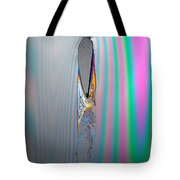 Flow Testing Air Foil Tote Bag