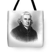 Francis Asbury (1745-1816) Tote Bag