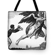 Franklin: Way To Wealth Tote Bag