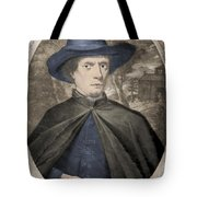 Fr�re Jacques Beaulieu, French Tote Bag